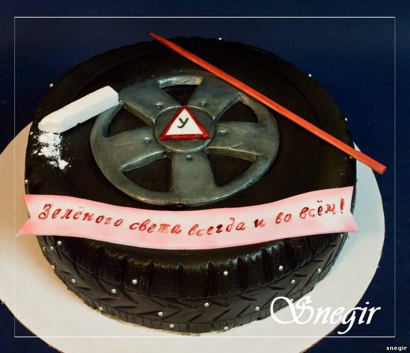 Как сделать колесо для торт машина
